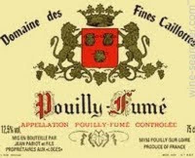 Poullyfumé